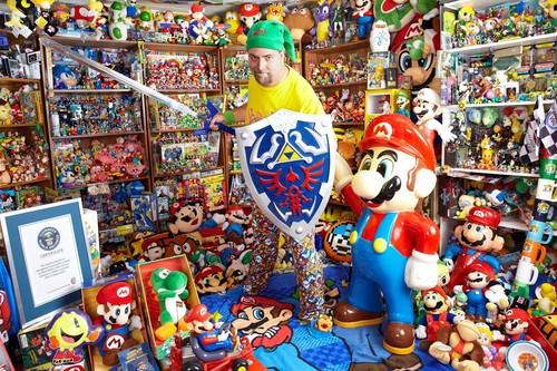 19 locos y fascinantes récords Guinness de los videojuegos