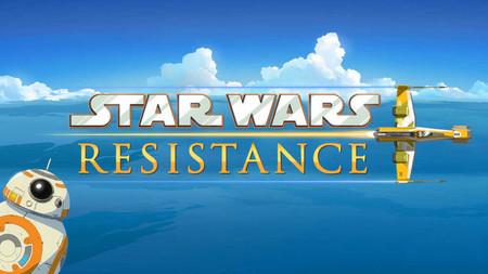 Primeros y apasionantes detalles de 'Star Wars Resistance', la nueva serie animada de la saga
