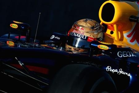 Pole de Sebastian Vettel en el Gran Premio de Estados Unidos con Alonso lejos, muy lejos