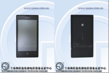 """Nokia Lumia 525 """"Glee"""" pasa las certificaciones de China y nos deja una fotografía"""