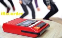 Si eres un comprador compulsivo de complementos para el iPhone, la iRecorder es tu gadget