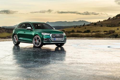 Los motores diésel siguen siendo relevantes y Audi lo demuestra con el nuevo SQ5 TDI