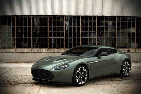 En Fráncfort volveremos a ver el Aston Martin V12 Zagato