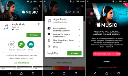 Apple Music Android 01