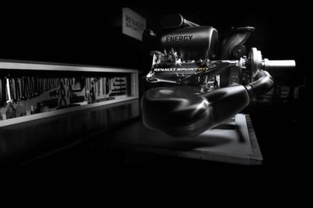 Motor De Formula 1