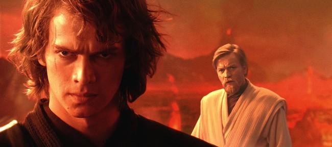 Anakin y Obi-Wan