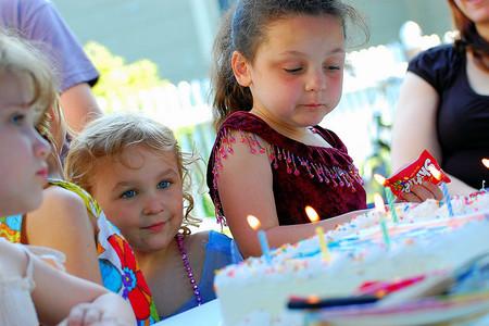 Celebrar el cumpleaños de los niños en casa