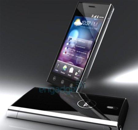 Dell Thunder, 4.1 pulgadas y tecnología OLED para la apuesta Android