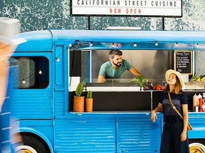 Los mejores food trucks para tus fiestas de este verano