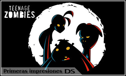 'Teenage Zombies: Invasion of the Alien Brain Thingys!', primeras impresiones. (NDS)