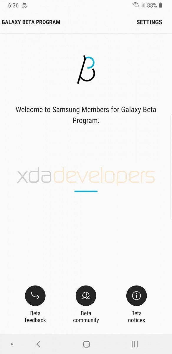 Foto de Samsung Galaxy S9, Android 9 Pie beta (5/7)