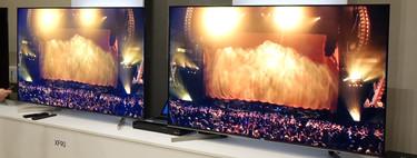 Así son los nuevos televisores de Sony para 2019: OLED y 8K HDR dominan la gama alta, y Full Array LED llega a más modelos LCD