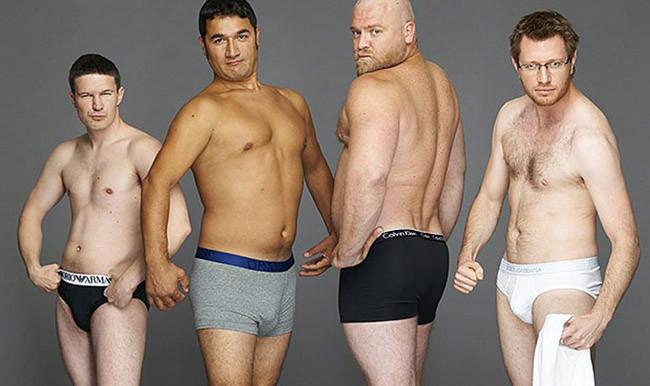 Cómo Sería La Publicidad Con Hombres Normales En Lugar De Modelos