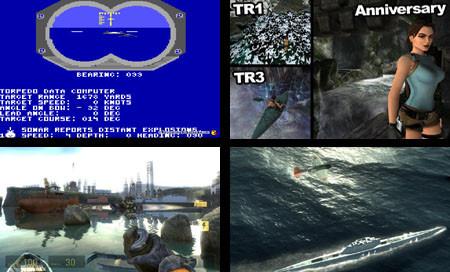 La evolución del agua en los videojuegos