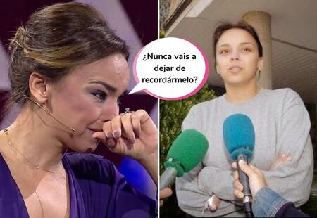 """Chenoa recuerda el momento en que rompió con Bisbal y salió en chándal (Historia de España): """"Me di pena hasta yo"""""""