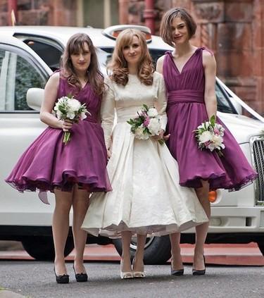 Keira Knightley se nos va de boda