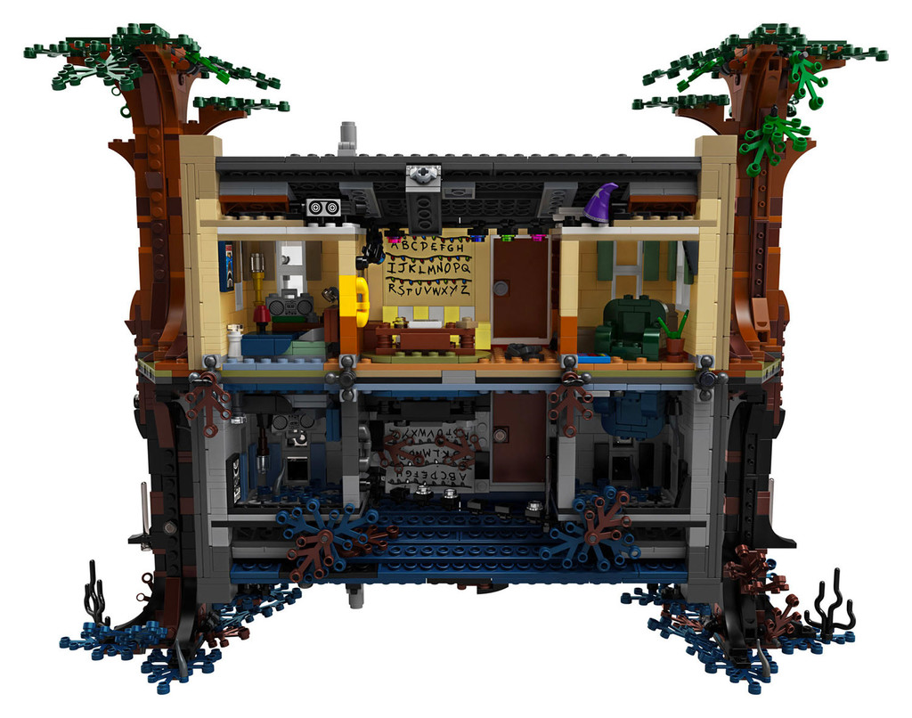 'Stranger Things' ya tiene su set de LEGO oficial: más de 2.000 piezas para tener mundos en uno y muchos detalles de la serie