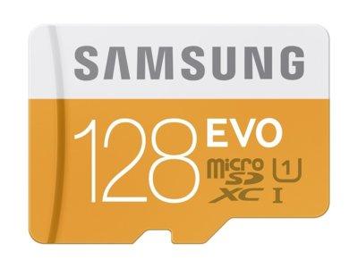 Tarjeta de memoria MicroSD de 128GB por 39,79 euros