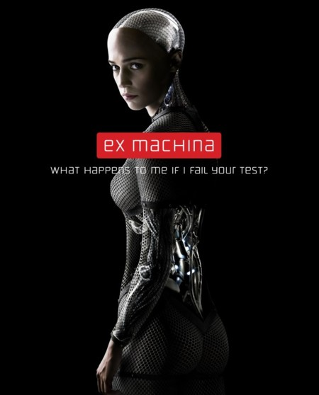 Póster de Ex Machina