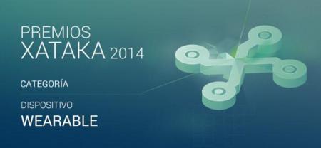 ¿Cuál ha sido el mejor wearable del año? Vota en los Premios Xataka 2014
