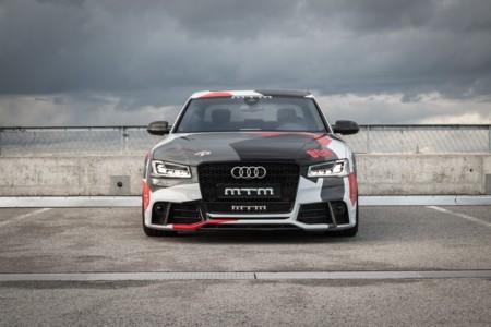Audi S8 Mtm 2