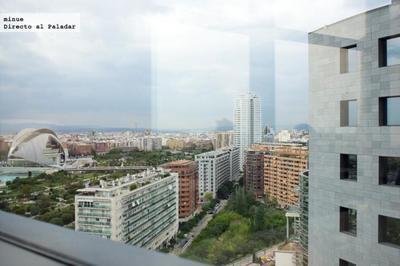 Restaurante Vertical, un Estrella Michelin con las mejores vistas de Valencia