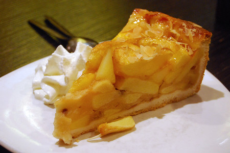 Pastel de manzana