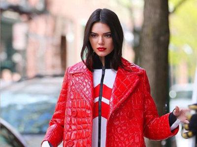 El segundo vídeo de Kendall Jenner como nueva musa del perfume Le Rouge de Estée Lauder