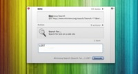 Cómo utilizar y personalizar las búsquedas web de Quicksilver