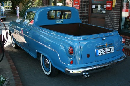 Borgward Isabella Pick Up