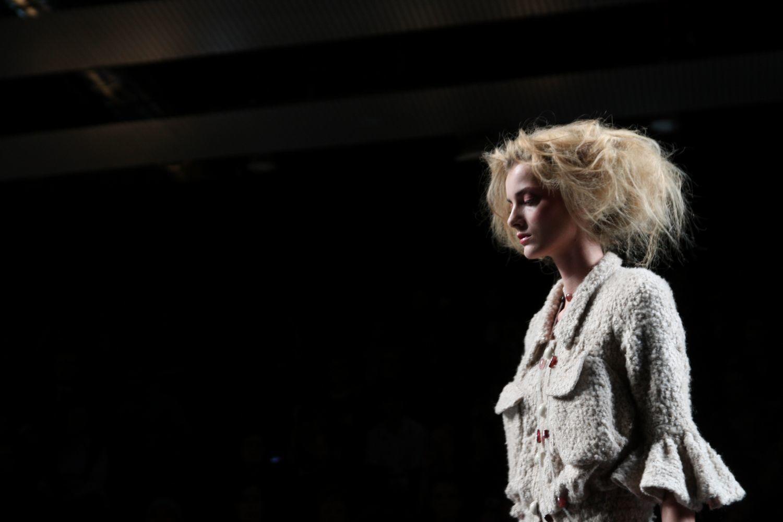 Foto de Alma Aguilar en la Cibeles Madrid Fashion Week Otoño-Invierno 2011/2012 (14/126)