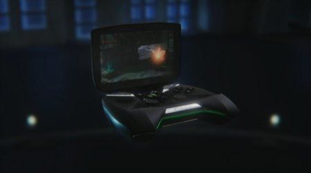 NVidia Project Shield, la consola portátil de NVidia con Tegra 4 y Android