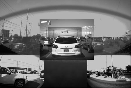 Esto es lo que ven las cámaras de un Tesla, lo que necesita Autopilot para tomar decisiones