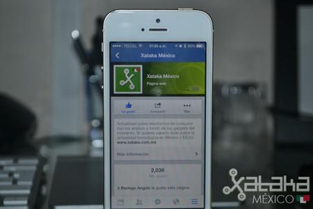Facebook para iOS se actualiza con interesantes mejoras