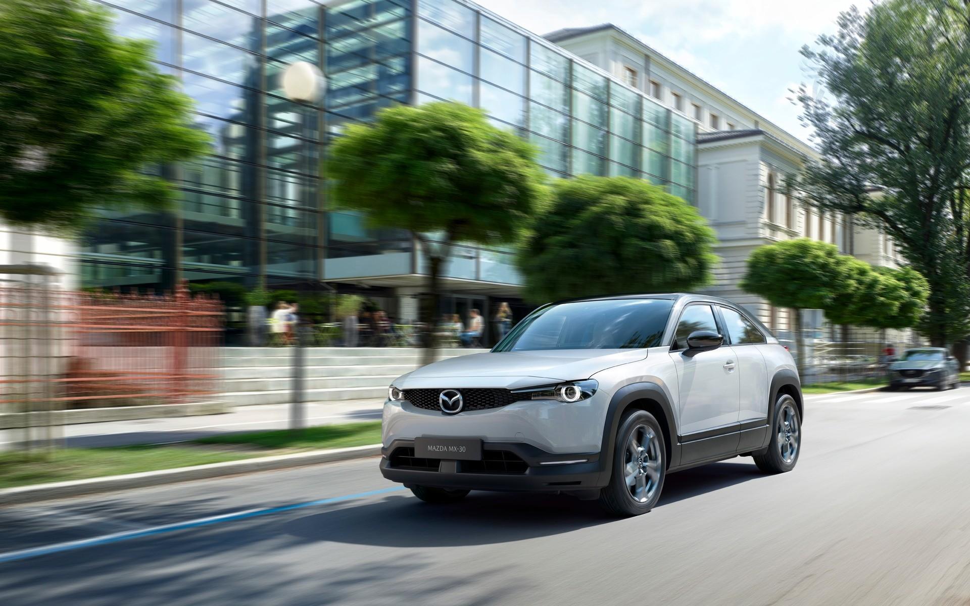 Foto de Mazda MX 30 (11/11)