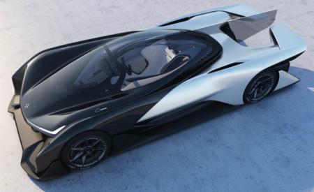 Faraday Future FFZERO1 Concept: un 'batmóvil' eléctrico del futuro