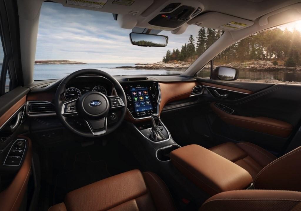 Foto de Subaru Outback se revela en el AutoShow de Nueva York (4/13)