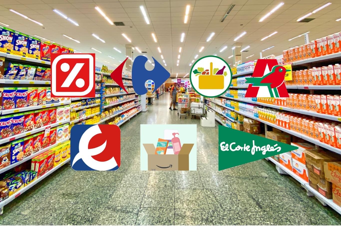 Comparativa de supermercados online: así es hacer el carro