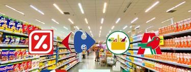 Comparativa de supermercados online: así es hacer el carro de la compra por internet en Carrefour, Mercadona, DIA y otras tiendas