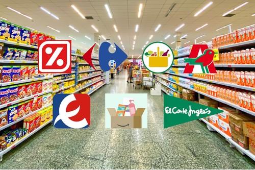 Comparativa de supermercados online: así es hacer el carro de la compra por internet en Carrefour, Mercadona, DIA y otras tiendas durante la cuarentena