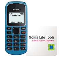 Nokia 1280, el terminal más asequible para Nokia Life Tools