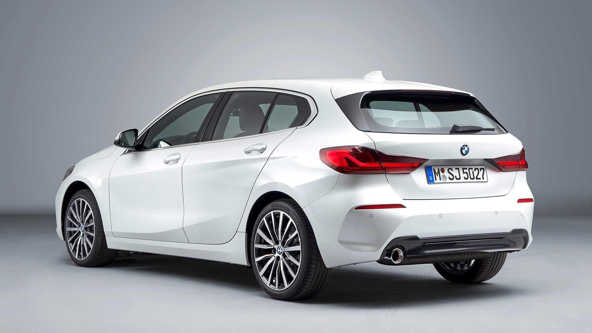 Foto de BMW Serie 1 2020 (51/66)