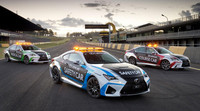 Lexus RC F, Safety Car de los V8 Supercars