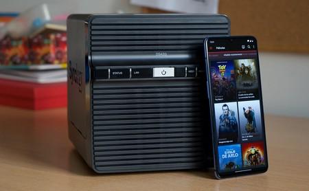 Synology DiskStation DS420j, análisis: todo lo necesario para crear tu propio iCloud, Google Drive o incluso Netflix