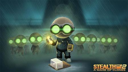 Stealth Inc 2 llegará en octubre a Wii U