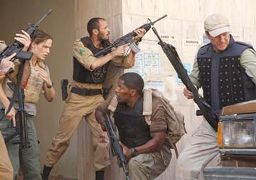 Trailer de 'The Kingdom' con Jamie Foxx