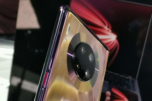 Mate 30 Pro, primeras impresiones: la desazón del Huawei más elegante y potente, pero sin apps de Google