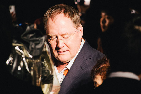John Lasseter Big Hero 6 27th Tokyo International Film Festival