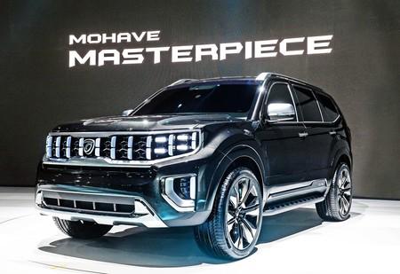 Kia Masterpiece Concept, así será la nueva generación del Mohave