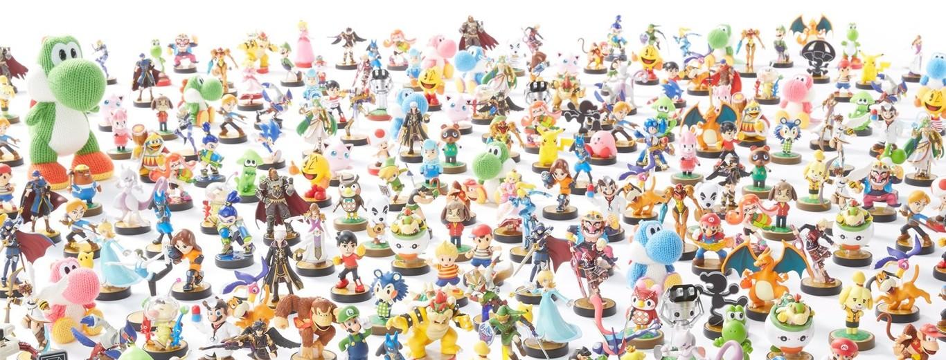 Super Smash Bros Ultimate Los 171 Amiibo Escaneados Y Sus